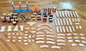 Nilo Train Table with Tracks & Accessories (Dacula/Hamilton Mill)