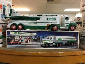 Hess trucks (2920 West Germantown pike Worcester)