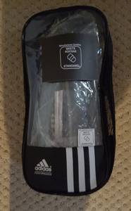 Adidas Shin Guards, NEW (Oaks)