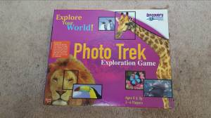 Discovery Channel's Photo Trek Exploration Game (King of Prussia)