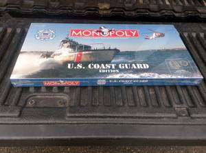 Monopoly u.s. coast guard sealed (Fargo)