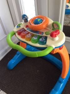 Childs VTech and Fisher Price Riders and Toys