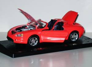 Mustang Mach III Concept 1:18 Die Cast Cars by Maisto Special Edition (Kendale