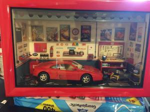 Ferrari Ferrets Mini Model (Kendall)