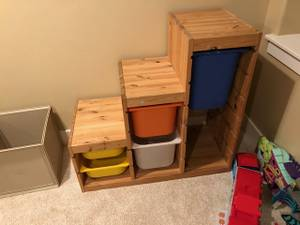 awesome toy storage!