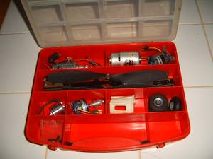 REMOTE CONTROLLED AUTO AND AIRPLANE PARTS (Cary)