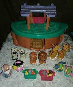 Fisher Price Little People Noah's Ark (Marlboro Stow Framingham)
