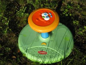Playskool Musical Sit and Spin (Marlboro Stow Hudson)