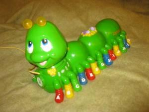 Leapfrog Alphabet Pal Caterpillar (Marlboro)