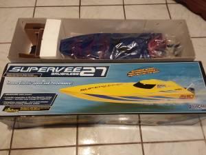 AquaCraft SuperVee 27 Brushless Boat (Sunrise, FL)