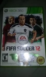 FIFA SOCCER 12 XBOX 360 (Delaware County)