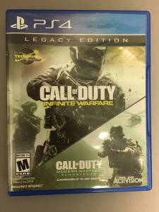 PS4 COD Infinite Warfare Legacy Edition (Rocky Mount)
