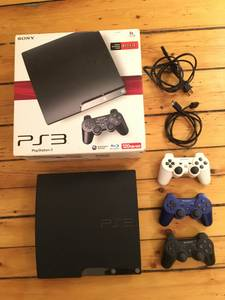 Sony Playstation 3 (PS3) (Burlington)