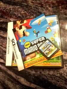 Super Mario Bros Nintendo DS Game (Janesville)