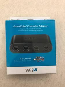 Wii U GameCube Controller Adapter (Dallas)