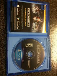 Star Wars Battlefront 2 PS4 (Coppell)
