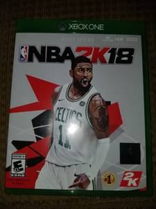 NBA 2K18 (Xbox One) (Bartlett)