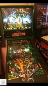 Pinball and arcade repairs. (Memphis)