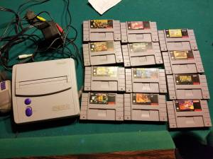 Super NES (Urbana Ohio)