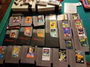 Nintendo NES and Games (Urbana Ohio)