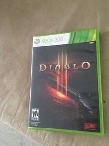 Diablo 3 for Xbox 360 (Downingtown/West Chester)