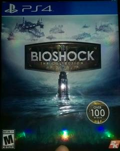 Bioshock: The Collection (PS4) (Fort Washington)