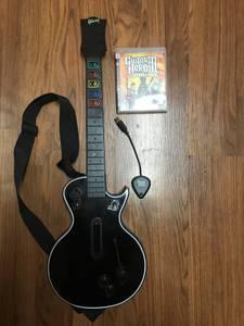 PS3 Guitar Hero 3 with guitar (Gahanna/Columbus)