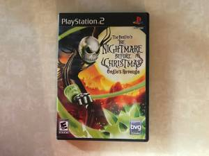 The Nightmare Before Christmas (PS2) (Gahanna/Columbus)