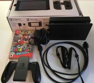 Nintendo Switch + MARIO Odyssey Game (Dublin)