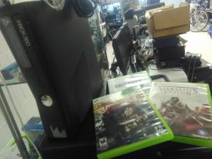 Xbox 360 and games (Broadripple)