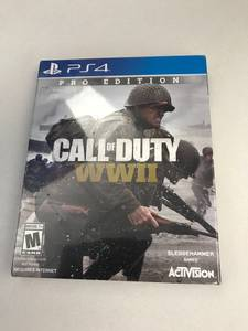 Call of Duty WWII Pro Edition PS4 (Indianapolis)
