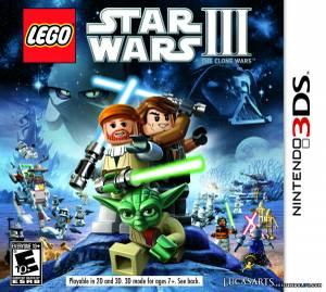 Nintendo DS Lego Star Wars III-like new, w/manual, case: LOWER PRICE (Grayslake)