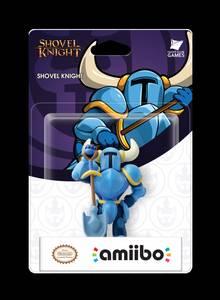 Nintendo AMIIBO Shovel Knight NEW in PKGING (Grayslake)