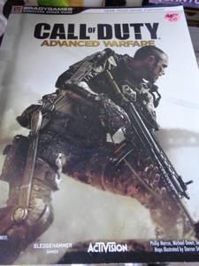 Call of Duty Advanced Warfare Signature Series Guide-Like New (Grayslake)