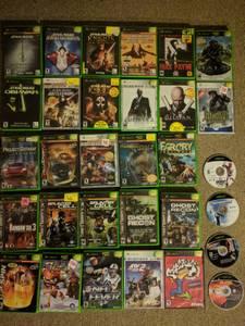 Original Xbox games (Montpelier vt)