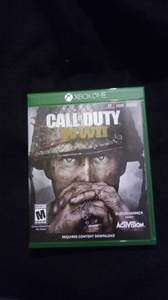 Call of duty WW2 Xbox one (Knoxville)