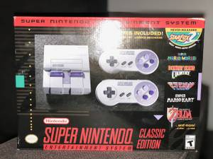 Super Nintendo Classic Edition (Valley Stream)