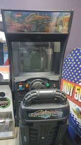Cruis'n World Racing Arcade Sit down Game (Collierville)