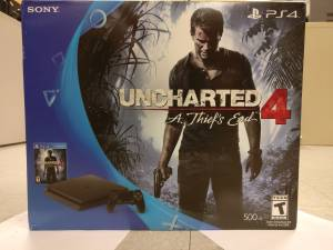 Sony PS4 Slim 500GB Uncharted 4 Bundle (Midtown West)
