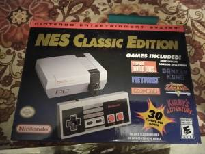 NES Nintendo Classic Edition