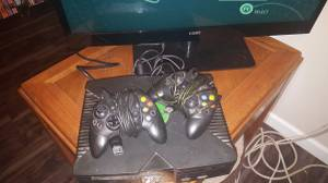 Xbox Original Console Game System-GREAT DEAL!!! (Tempe)