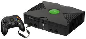 Original Xbox console/controllers (x2) (S Boston)