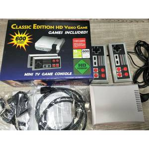 Nintendo Mini Classic Edition Video Games Console 600 Built-in NES