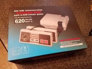 retro nintendo nes mini classic game console includes 620 games (mid-city LA)