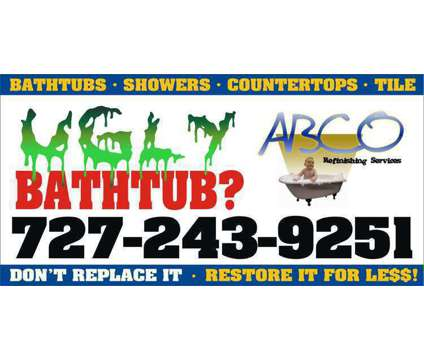 ABCO REFINISHING The Tub Reglazing Specialists