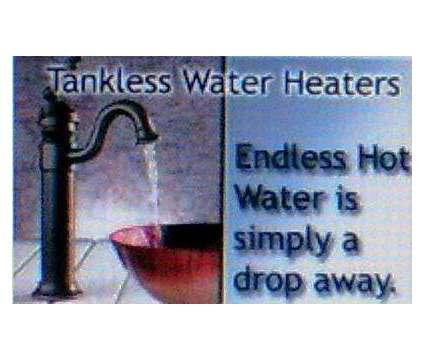 Tankless Water Heaters Certified Installers FREE ESTIMATES Rates, Pri