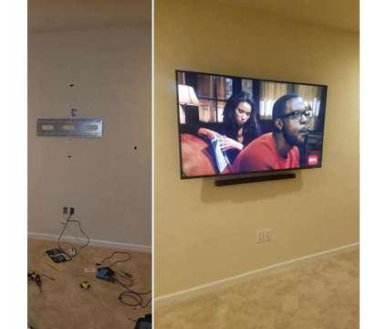 Television Mounting & Camera Installation