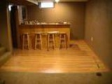 Laminate and hardwood floor Installation