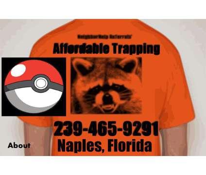 Free Home Inspection - Animal Removal - Naples, Bonita Springs FL