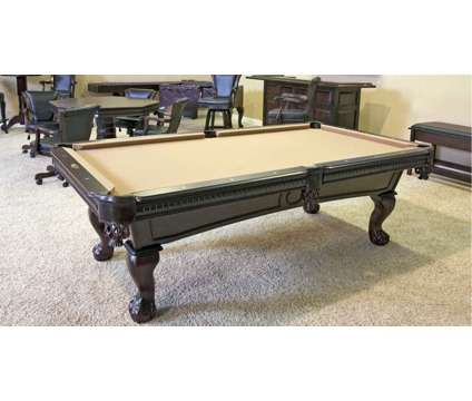 Pool Table Mover & Repair, 4 Generations of Service
